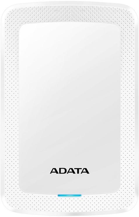 Жесткий диск ADATA HV300, HDD, 1 TB, белый