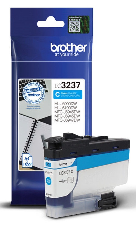 Brother Cartridge LC3237C Cyan