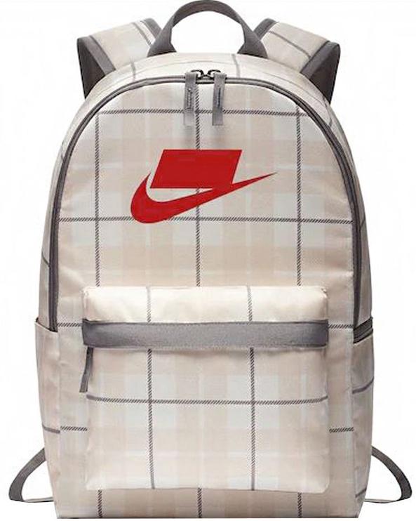 Nike Backpack Hernitage BKPK 2.0 AOP BA5880 030 Beige