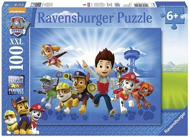 Dėlionė Ravensburger XXL Paw Patrol 108992, 100 dalių