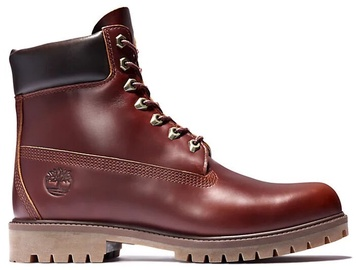Kurpes Timberland Heritage 6 Inch Waterproof Boots A22W9 Burgundy 41.5