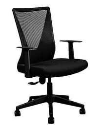 Biroja krēsls MN HT-7068BEX Black