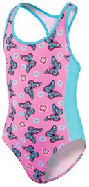 Peldkostīms Beco Swimming Suit For Girls 5442 44 104 Pink