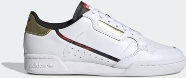 Кроссовки Adidas Continental 80, белый, 45.5