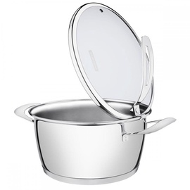 Tramontina Deep Casserole With Triple Ply Bottom D16cm 1.6l