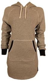 Bars Womens Hoodie Grey 145 XL