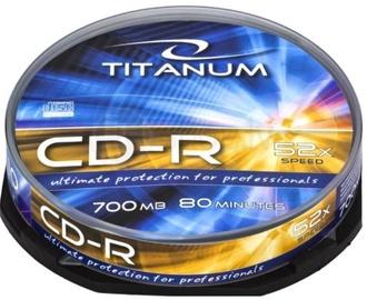 Titanum CD+R 700MB/80min 52x 10pcs