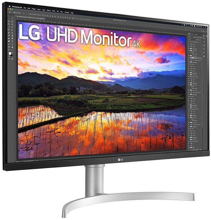 """Monitorius LG 32UN650-W, 32"""", 5 ms"""
