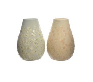 Keraminė vaza, 10 x 20 cm