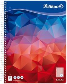 Pelikan Spiral Notepad A4/120p 100106