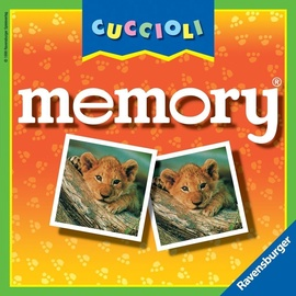 Galda spēle Ravensburger Memory Animal 21275