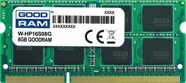 Goodram HP 8GB 1600MHz CL11 DDR3 SO-DIMM W-HP16S08G