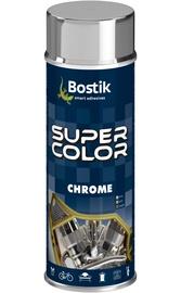 Aerozoliniai dažai Bostik, sidabro ir chromo spalvos, 400 ml