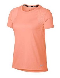 Nike Short-Sleeve Running Top 890353-827 Orange S