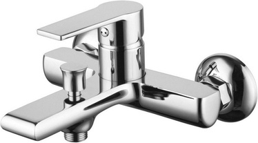 Vento Como Shower Faucet with Accessories