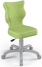 Entelo Childrens Chair Petit Size 3 Grey/Green VS05