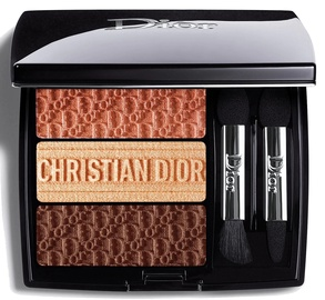 Christian Dior 3 Couleurs Eyeshadow Palette Limited Edition 3.3g 653
