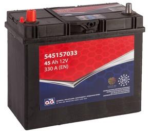 Аккумулятор AD Europe 545157033, 12 В, 45 Ач, 330 а