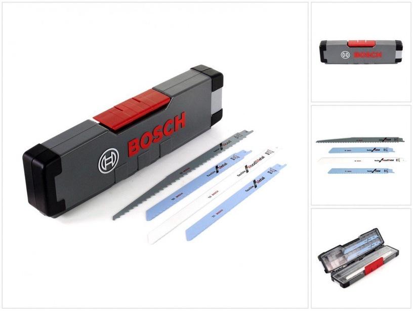 Bosch 2607010996 Tough Box Reciprocating Saw Blade Set 20pcs