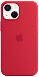 Чехол Apple iPhone 13 mini Silicone Case with MagSafe, красный