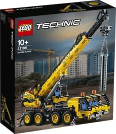 Конструктор Lego Technic Mobile Crane 42108