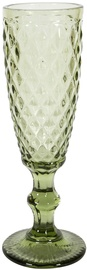 Home4you Glass Diana 180ml Champagne Green 83949