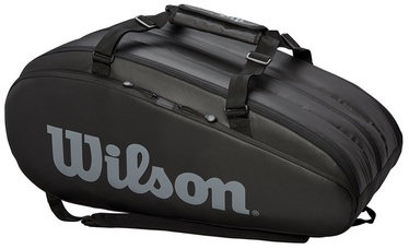 Wilson Tour 3 Compartment Bag Black