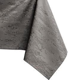 Скатерть AmeliaHome Vesta, коричневый/серый, 3400 мм x 1400 мм