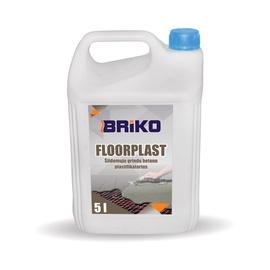 Betono plastifikatorius Briko Floorplast 4-108, 5 l