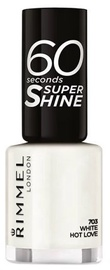 Rimmel London 60 Seconds Super Shine 8ml Nail Polish 703