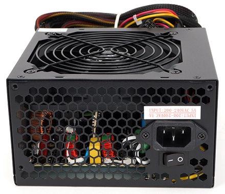 Zalman ATX 2.3 Dual Forward 500W ZM500-LX