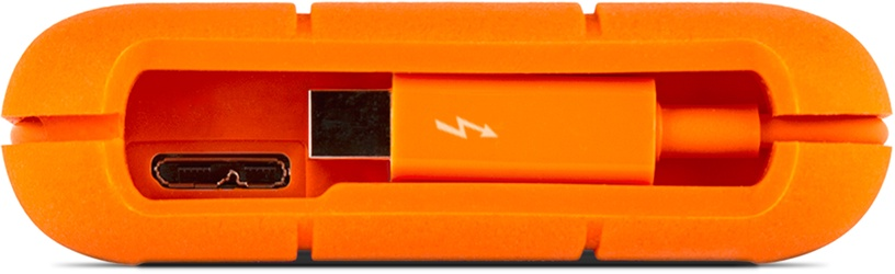 "LaCie Rugged 2.5"" 500GB USB3 Thunderbolt STEZ500400"