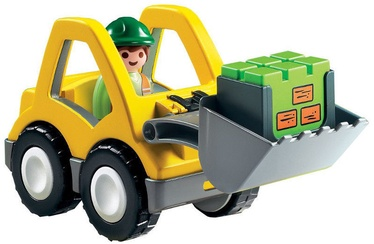 Playmobil 1-2-3 Excavator 6775