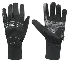 Force Windster Spring Full Gloves Black L