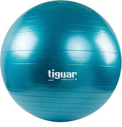 Tiguar Body Ball Safety Plus 75cm Blue