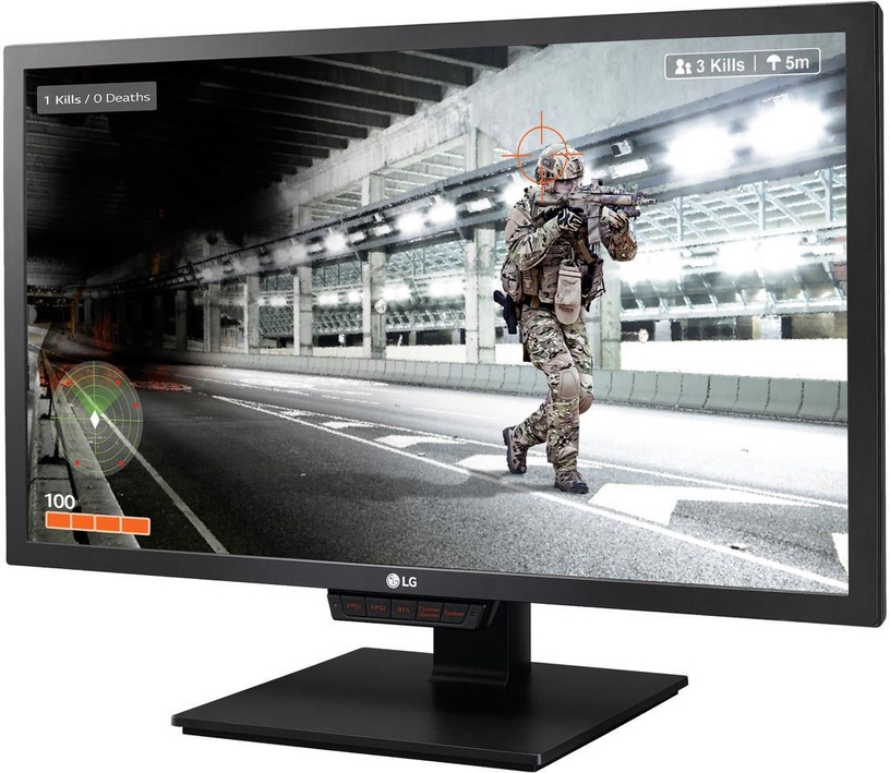 Monitorius LG 24GM79G-B