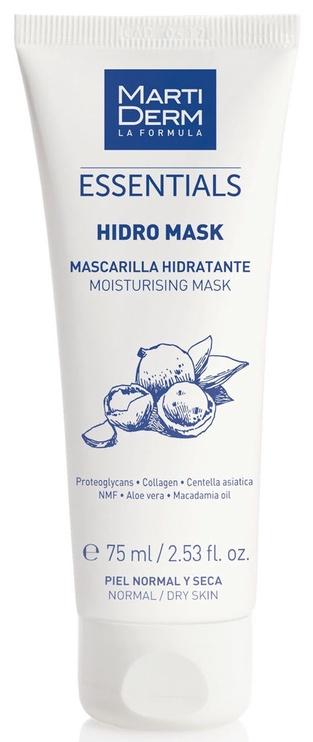 Veido kaukė Martiderm Essentials Hidro Mask, 75 ml
