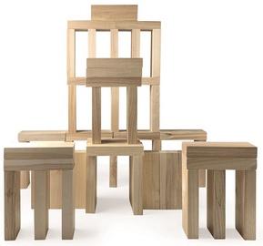Деревянные кубики Amo Toys Spring Summer XL Wooden Blocks