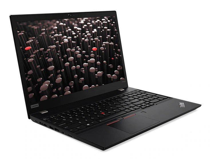 Lenovo ThinkPad P15s Black 20T4003EMH PL