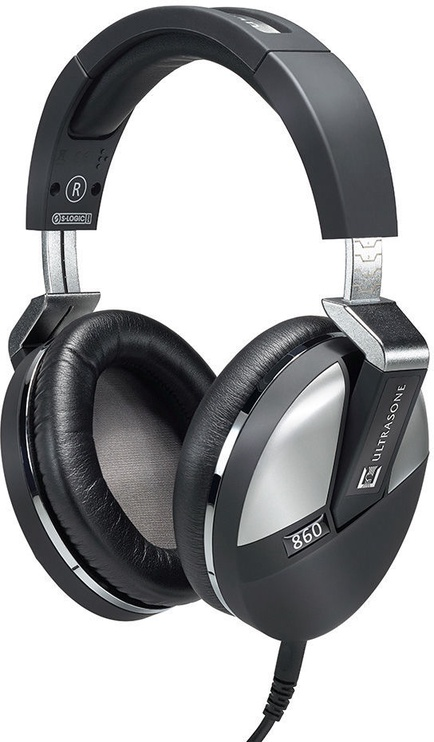 Ultrasone Performance 860 Over-Ear Headphones Black