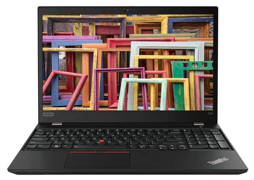 Lenovo ThinkPad T590 Black 20N4004FMH
