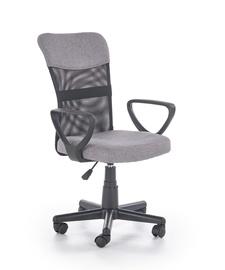 Bērnu krēsls Timmy, pelēks/melns
