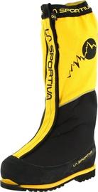 La Sportiva Olympus Mons EVO Black Yellow 44.5