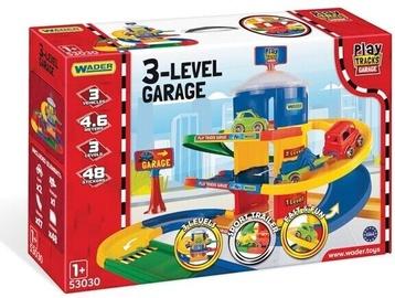 Wader Play Tracks Level Garage