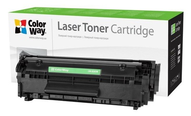 ColorWay HP CF283A Econom Toner Cartridge Black