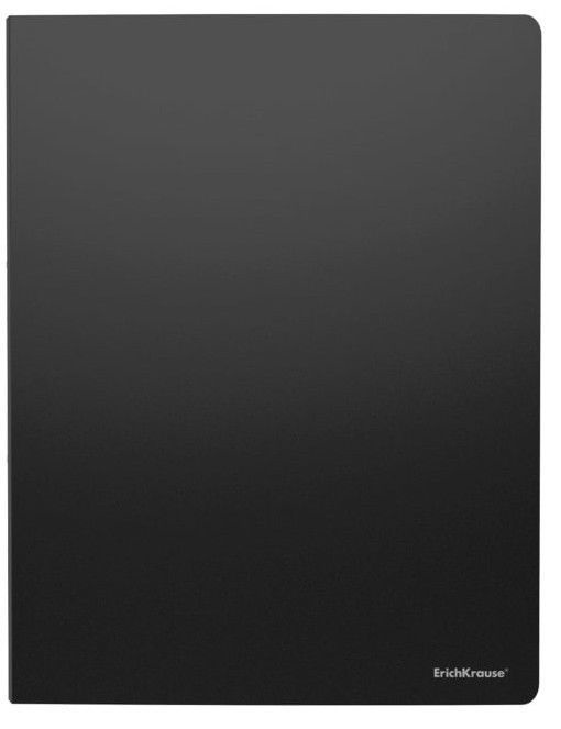 ErichKrause Ring Binder Classic With 4 Rings A4 Black