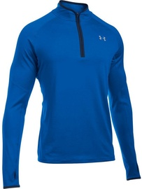 Under Armour 1/4 Zip Shirt No Breaks 1285037-907 Blue M