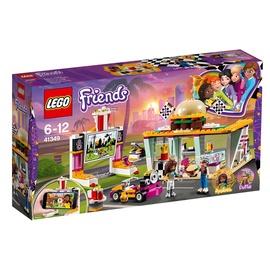 Конструктор LEGO Friends Drifting Diner 41349