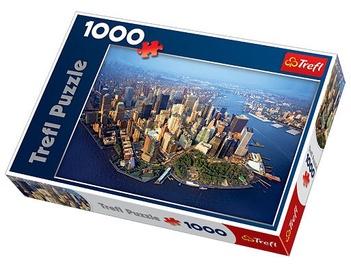 Puzle Trefl New York 10222T, 1000 gab.