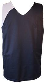 Bars Mens Basketball Shirt Dark Blue/White 32 152cm